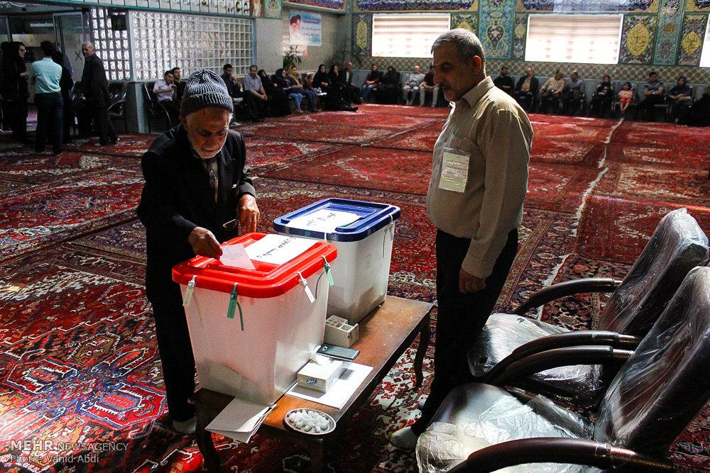 انتخابات ریاست جمهوری و شورای اسلامی شهر و روستا در تبریز