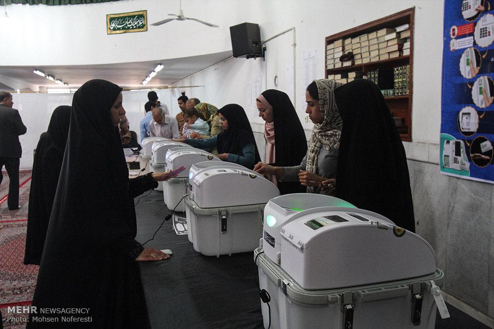 انتخابات ریاست جمهوری و شورای اسلامی شهر و روستا در بیرجند