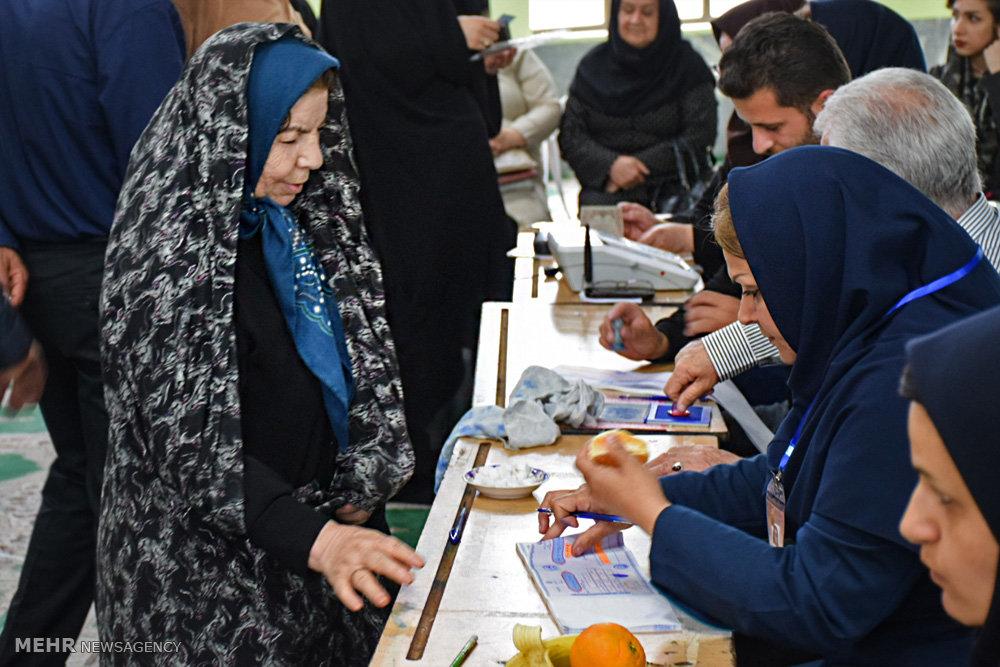 انتخابات ریاست جمهوری و شورای اسلامی شهر وروستا در شهرستان آستارا