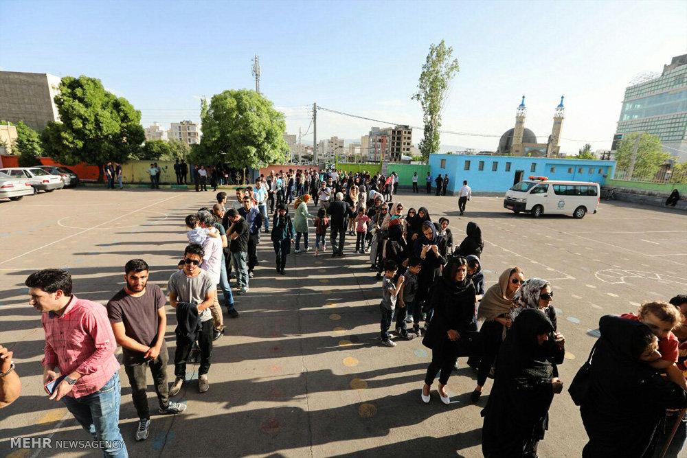 انتخابات ریاست جمهوری و شورای اسلامی شهر و روستا در زنجان