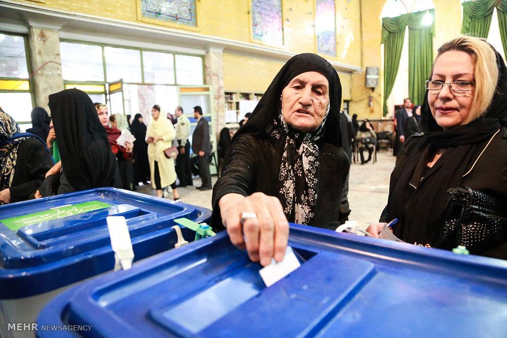 انتخابات ریاست جمهوری و شورای اسلامی شهر و روستا در کرج