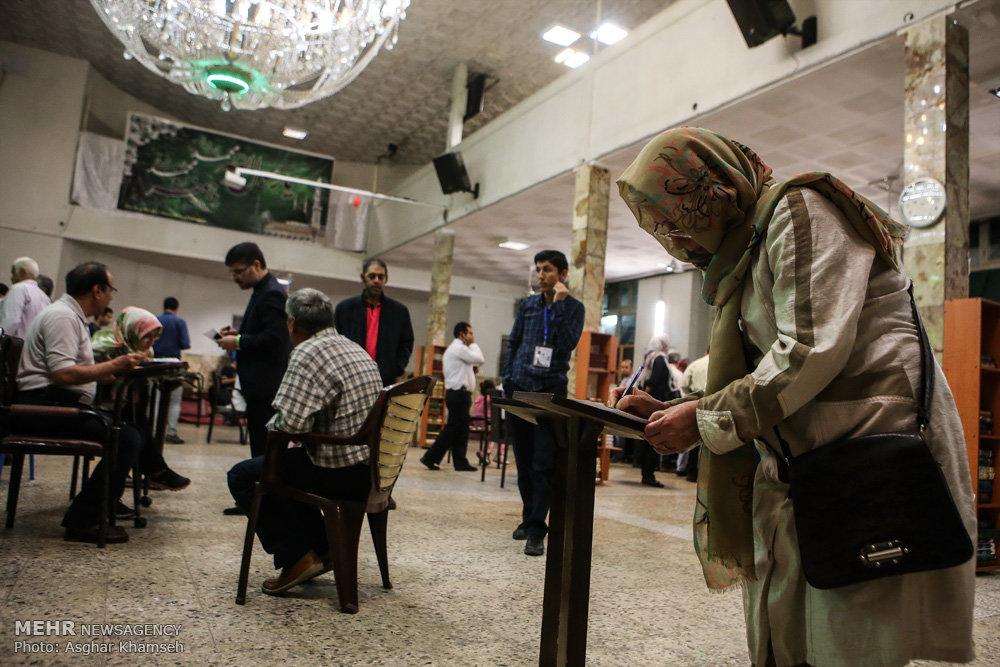 انتخابات ریاست جمهوری و شورای اسلامی شهر و روستا -۸