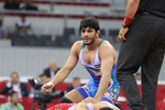 حسن یزدانی با پیروزی بر قهرمان المپیک به فینال رسید