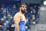 Iranian wrestler wins silver at Alans Intl. Tourn.