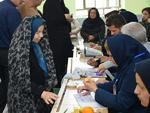 ۱۰۰ درصد واجدان شرایط آستارا در انتخابات شرکت کردند