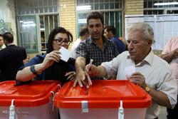 آخرین لحظات رای گیری در تهران