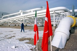 صادرات گاز ترکیه