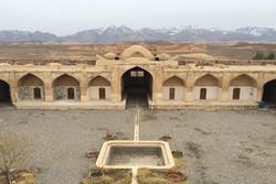 تجربه یک اقامت پرستاره در «قصر بهرام»/ مرمت کاروانسرا با سرامیک