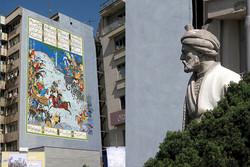 دیوارنگاریها باعث آشفتگی در شهر تهران شده است