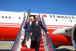 دیدار اردوغان با ترامپ