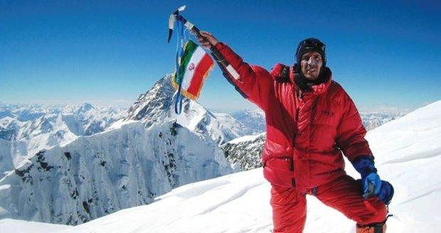 Iranian climber conquers Lhotse in Himalayas
