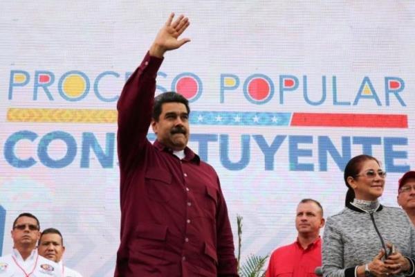 «مادورو» تحریمهای ترامپ را به تمسخر گرفت