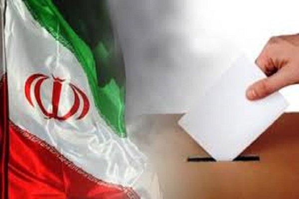 الشعب الايراني يشارك في الانتخابات بنسبة 73%