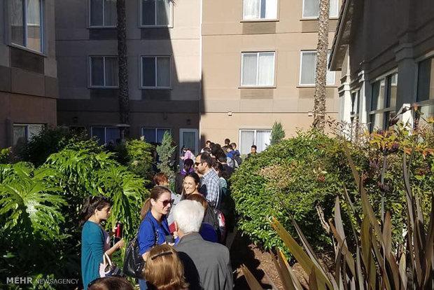 انتخابات ریاست جمهوری ایران در شهر سن خوزه کالیفرنیا