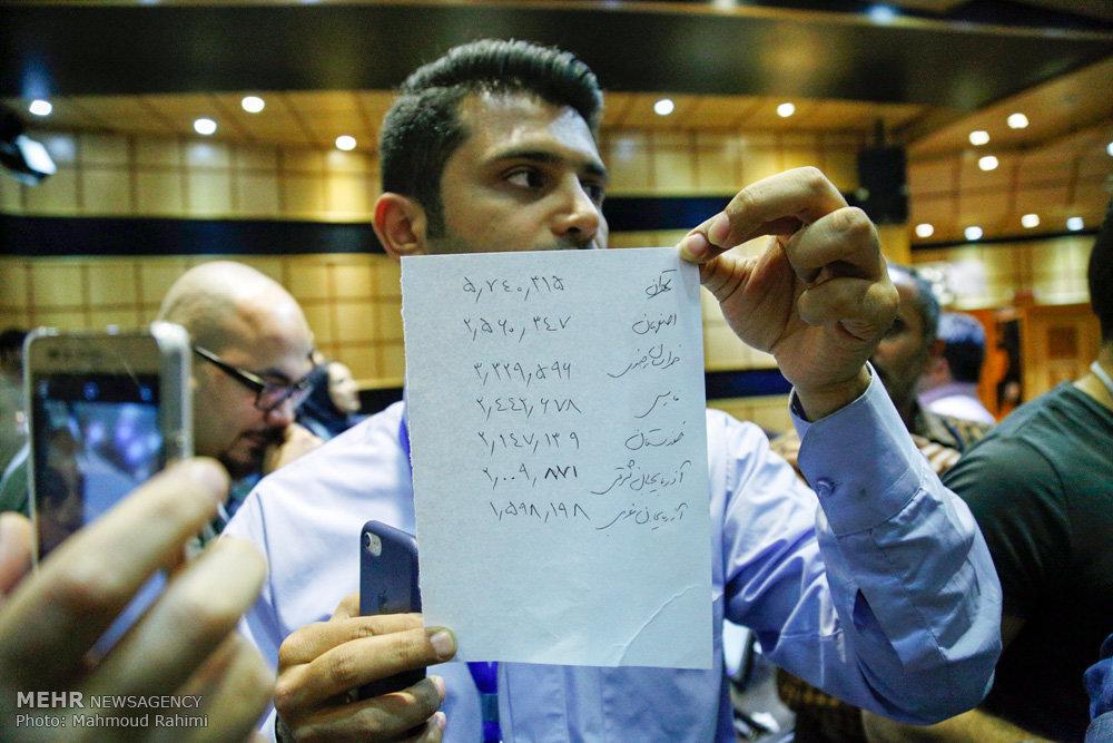 ستاد انتخابات وزارت کشور -۳