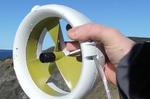 با این وسیله قابل حمل از آب و باد برق بگیرید