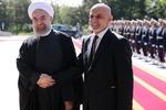 «اشرف غنی» انتخاب مجدد روحانی به ریاست جمهوری ایران را تبریک گفت