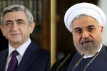German FM, Armenian pres. felicitate Rouhani on reelection