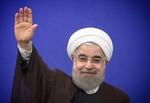 غدا سيجتمع روحاني مع الصحفيين في اول مؤتمر صحفي له في ولايته الثانية