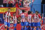 پیروزی اتلتیکو مادرید برابر بیلبائو/ والنسیا به ویارئال باخت