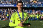 عنوان بهترین دروازهبان لیگ برتر انگلیس برای کورتوا