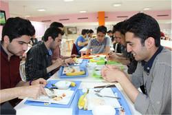 سلف سرویس دانشگاه علوم پزشکی تبریز