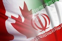 Iranian, Canadian FMs discuss deadly plane crash