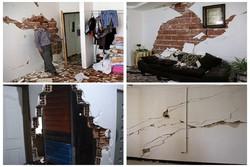 زلزله مسکن مهر بجنورد