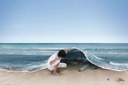 زباله دریا اقیانوس