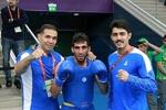 چهارمین ووشکار ایران هم طلایی شد