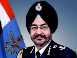ہندوستانی فضائیہ کے افسروں کو تیار رہنے کا حکم