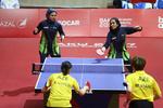 تیم ملی تنیس روی میز بانوان قهرمان شد