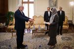 Zarif receives Slovenian, Austrian ambs.