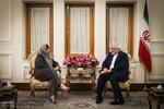 ایرانی وزیر خارجہ کی آج کی مصروفیات