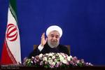 رئیس جمهور وارد مشهد شد