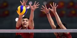 Junior volleyball players defend title at Baku games
