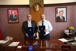 همکاری مشترک دانشگاه محقق اردبیلی و یک دانشگاه ترکی