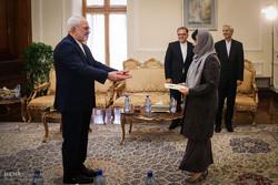دیدارهای وزیر امورخارجه