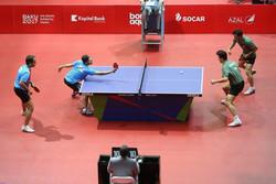 نوشاد عالمیان - تنیس روی میز