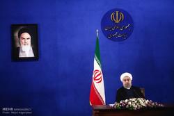 روحاني : أتمنى يوما تفهم فيه السعودية معنى صناديق الاقتراع