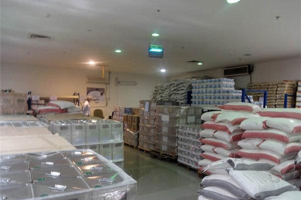 توزیع بیش از ۶۱ تن شکر در شهرستان استهبان