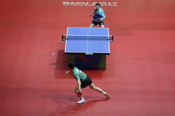 اعزام ملیپوشان تنیس روی میز به تورهای جهانی قطر و عمان
