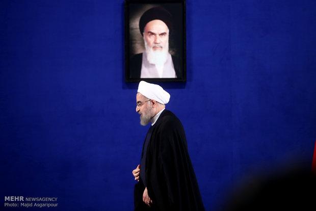 Ruhani'nin yemin törenine 131 yabancı yetkili katılacak