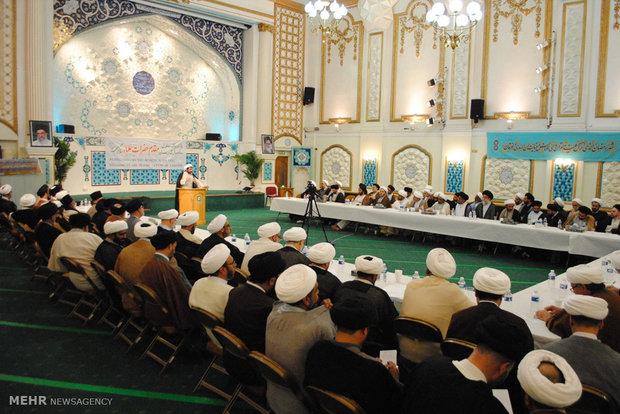 نشست سالیانه روحانیون و روسای مراکز اسلامی انگلیس