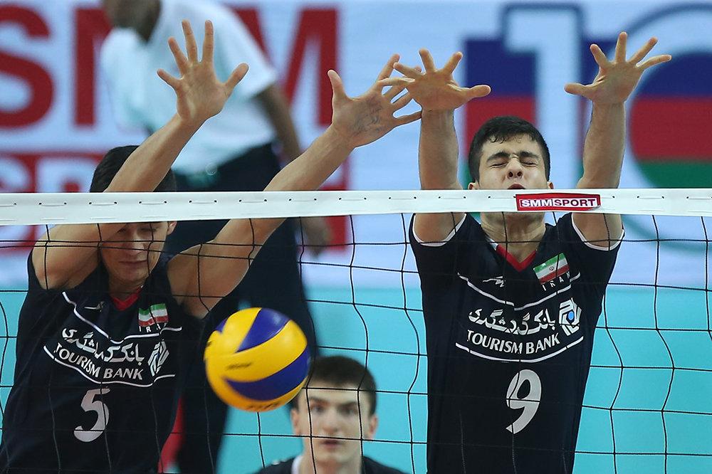 Iran learn fate at FIVB Boys U-19 Volleyball