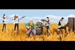 خواننده روشندل آلبوم منتشر میکند/ تماشای انیمیشن «اسب بالدار»