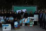 هنرمندان جوان فتح خرمشهر را به تصویر کشیدند