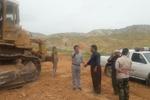 هجوم زمینخواران به اراضی ملی پلدختر/ منابع طبیعی وارد عمل شد