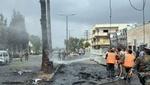 Four killed, 30 injured in terrorist car bombing in Homs