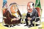 Trump in Saudi Arabia!